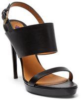 Ralph Lauren Jemila Calfskin Sandal Black 38