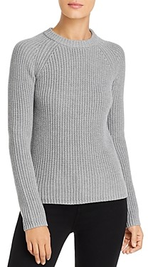 525 America Ribbed-Knit Shaker Sweater