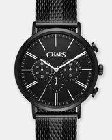 Chaps Dunham Chrono Black