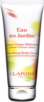 Clarins Eau des Jardins smoothing body cream 200ml