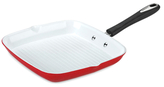"Cuisinart 11"" Elements Non-Stick Square Grill Pan"
