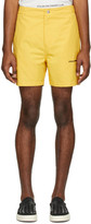 Stolen Girlfriends Club Yellow Subtle Shorts