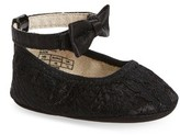 Stuart Weitzman Infant Girl's Lacie Crib Shoe