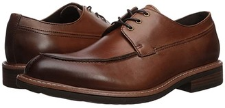 Kenneth Cole Reaction Klay Flex Lace-Up E (Cognac) Men's Shoes