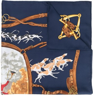 Hermes pre-owned Le Bein Aller scarf