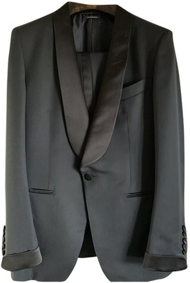 Tom Ford Navy Wool Suits
