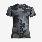 Nike Pro HyperCool Big Kids' (Boys') Short Sleeve Training Top