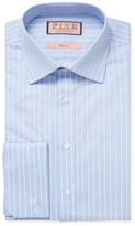 Thomas Pink Men's Striped Button Dress Shirt