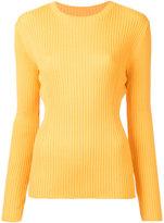 TOMORROWLAND rib knit top