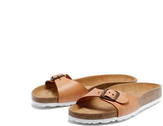 Grand Step Shoes - Linda Slide Brown - 41
