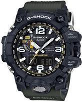 G-Shock Mudmaster Black Dial Khaki Resin Strap Watch