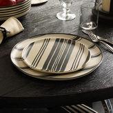 Ralph Lauren Wythe Striped Dinner Plate