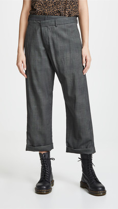 R 13 Crossover Trousers