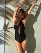 aerie One Piece Cutout Swimsuit