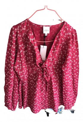 Petite Mendigote Pink Top for Women