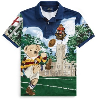 Ralph Lauren Kicker Bear Polo Shirt