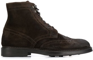Doucal's Brogue Boots