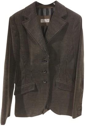 As 29 As29 Grey Velvet Jackets