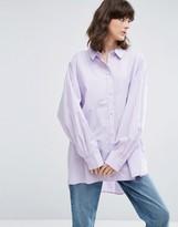 Weekday Oversize Shirt