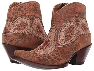 Old Gringo Bianca (Gold) Cowboy Boots
