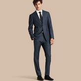 Burberry Modern Fit Travel Tailoring Wool Suit