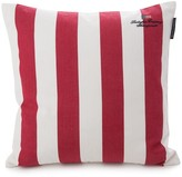 Lexington Seaside Striped Red/White Cushion Cover - 50x50cm