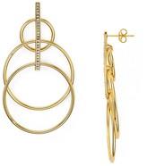 Jules Smith Designs Layered Hoop Earrings
