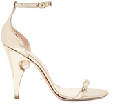 Nicholas Kirkwood Penelope pearl-embellished leather sandals