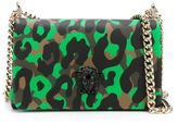 Versace Medusa leopard crossbody bag