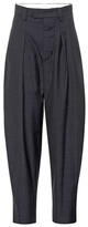 Isabel Marant Mexi wool trousers