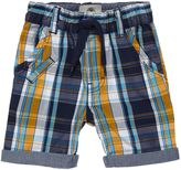 Timberland Baby Boys Checked Bermuda Shorts