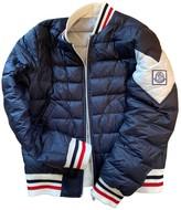 Moncler Gamme Bleu Blue Synthetic Coats