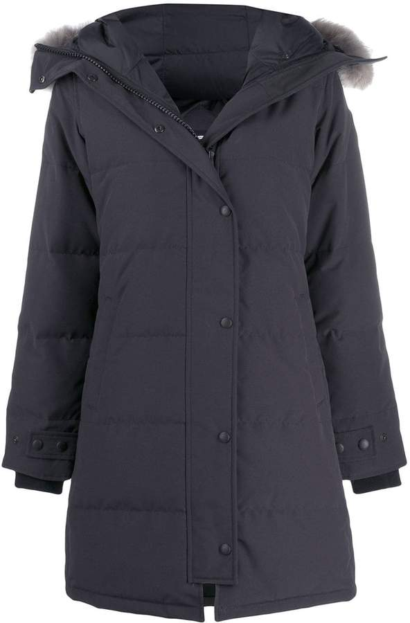 Canada Goose Canada Goose Shelburne Parka in White from FORWARD by elyse walker | ShapeShop