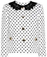Dolce & Gabbana Printed jacquard jacket