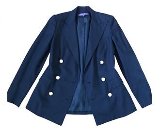 Ralph Lauren Purple Label Blue Cashmere Jackets