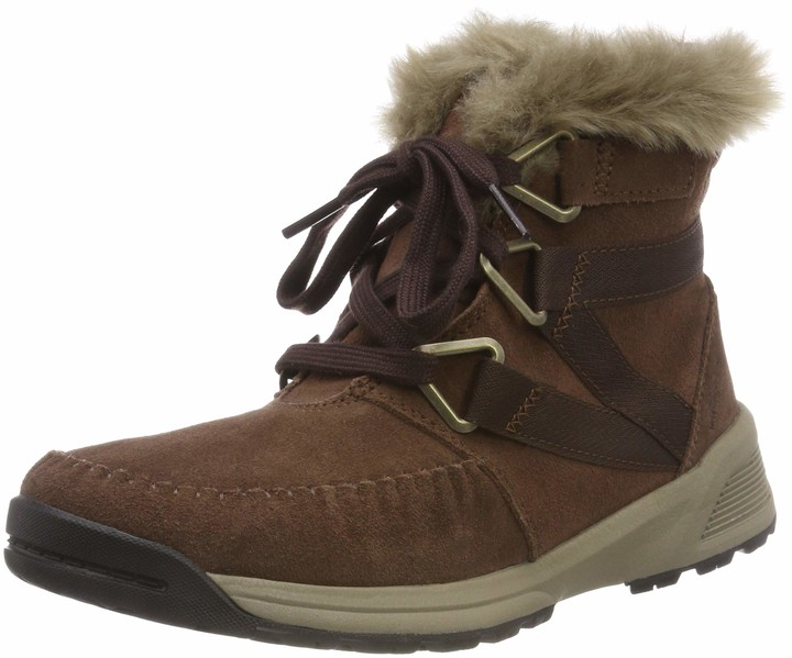 Thumbnail for your product : Columbia Women's MARAGAL MID Waterproof Calf Boot
