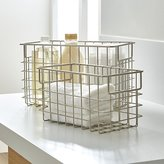 Crate & Barrel Wire Baskets