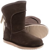 Emu Charlotte Lace Boots -Waterproof, Suede (For Women)