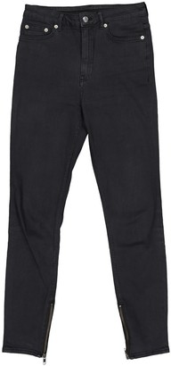 BLK DNM Grey Cotton - elasthane Jeans