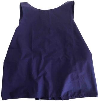 Marni Purple Cashmere Tops