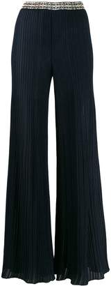 Missoni knitted waistband trousers