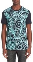 Versace Print Front T-Shirt