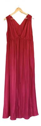 Loup Charmant Pink Silk Dress for Women