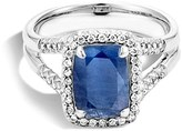 John Hardy Batu Diamond Ring