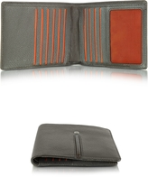 Giorgio Fedon Web Collection - Dark Brown Small Men's Wallet