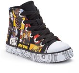 Disney Star Wars Boys High-Top Canvas Sneakers (Toddler/Little Kid/Big Kid)