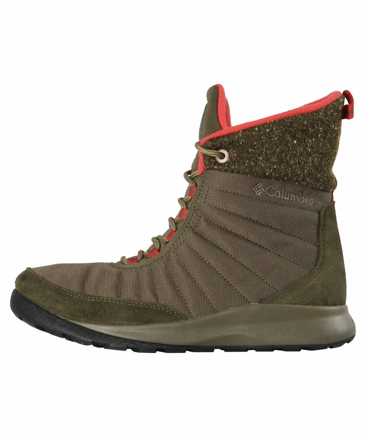 Thumbnail for your product : Columbia Womens Nikiski Waterproof Winter Boot