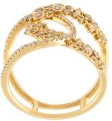 Kristin Hanson diamond loop ring