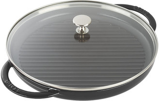 Staub Round Steam Grill - Matte Black