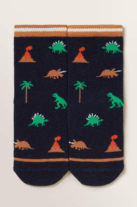 Seed Heritage Dino Yardage Socks